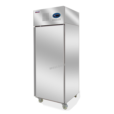 commercial single door freezer 600l - d65c