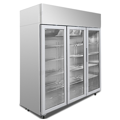 commercial 3-door fridge 1500l - g15a (tga15)