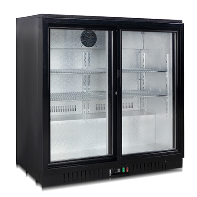 back bar cooler/fridge/beer cooler - lg210b/lg211b