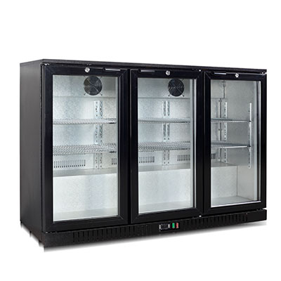 back bar cooler/fridge/beer cooler - lg320(b)