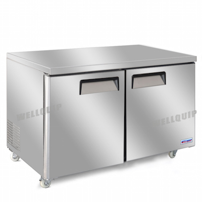 Kitchen Working Bench Freezer 340L Capacity - USC34