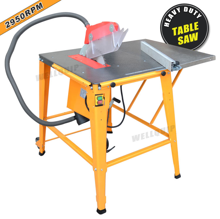 Brand New Commercial Table Saw With Safety Guard Ts315 Ebay